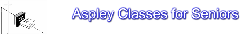 Aspley Classes for Seniors